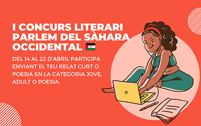 I concurs literari Parlem del Sàhara Occidental
